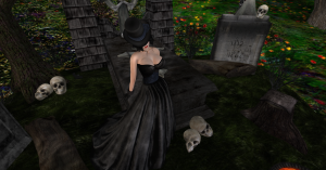 DirgeSinger in Dusk with appliers <3